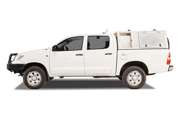 Toyota Double Cab